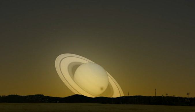 What-if-Saturn-flew-past-the-Earth-